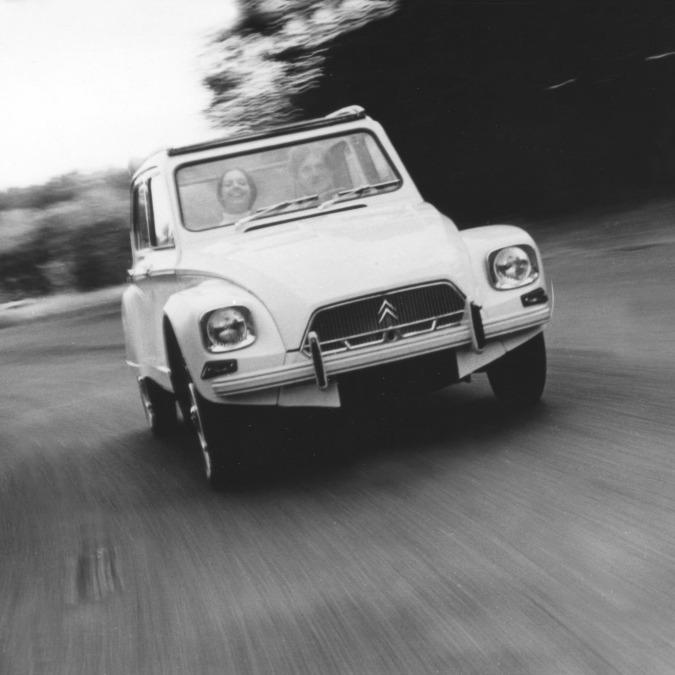 Citroën Dyane, l'erede della 2CV festeggia cinquant'anni – FOTO