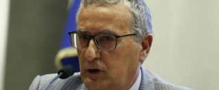 """Mafia Foggia, il procuratore Antimafia Roberti: """"Considerata a lungo di Serie B. In 30 anni quasi 300 omicidi impuniti"""""""