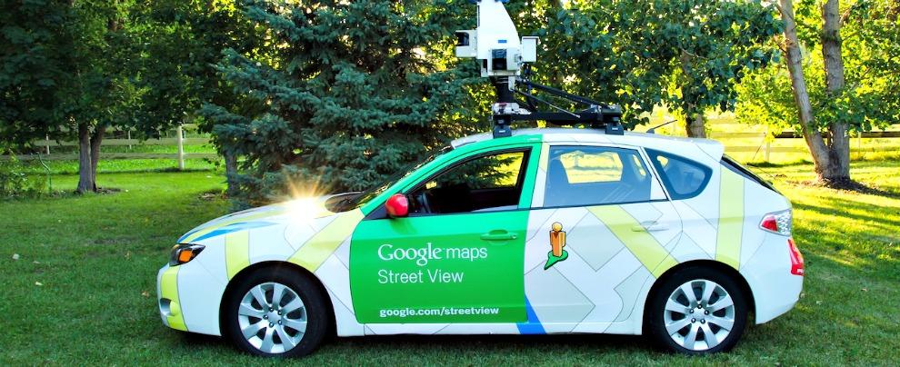 Google car, ora è un segugio che fiuta l'inquinamento strada per strada