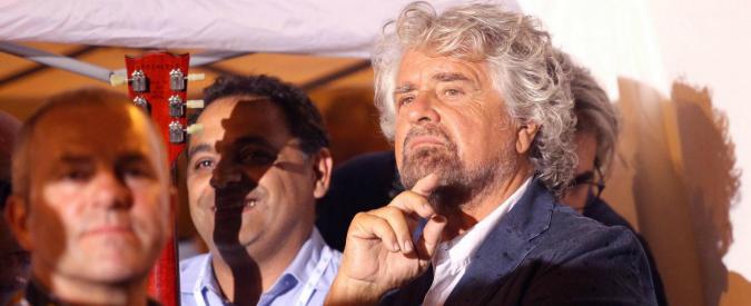 """Grillo sul blog ribadisce le regole M5s: """"Limite doppio mandato e no alleanze sono principi inderogabili"""""""