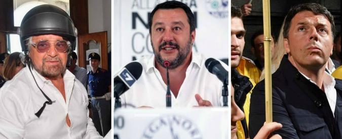 """Elezioni amministrative 2017 – """"Dati buoni"""", """"Soddisfatti"""", """"Cresciamo"""": Renzi, Salvini, Grillo. Hanno vinto di nuovo tutti"""