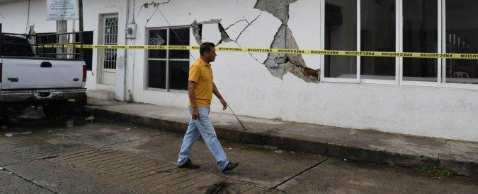 Guatemala, terremoto di magnitudo 6.8 al largo della costa