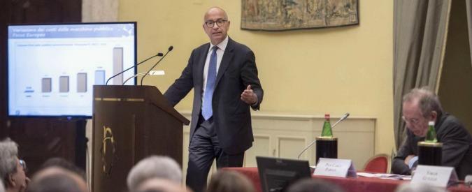 """Spending review, Gutgeld: """"Dal 2014 tagli per 30 miliardi"""". Ma le spese correnti non sono mai state così alte: 706 miliardi"""