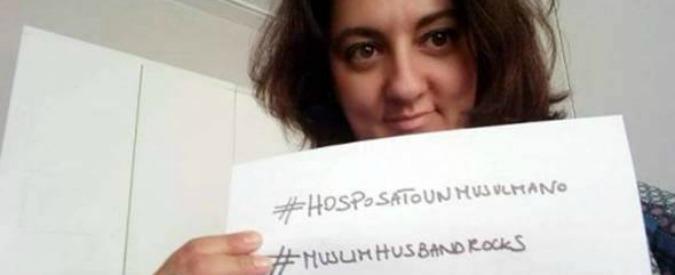 """#Hosposatounmusulmano, 120 donne italiane contro Libero: """"Nostri mariti desiderosi di pace"""""""