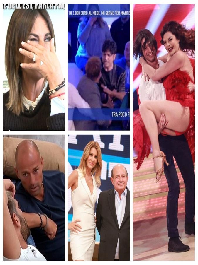 Il peggio della stagione tv 2016/17: risse in diretta, racconti hot, licenziamenti e sputtanamenti