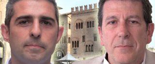 Elezioni Parma, Pizzarotti vs Ghirarduzzi: il M5s sfida l'ex pupillo. Intervista doppia di Piero Ricca alla vigilia del voto