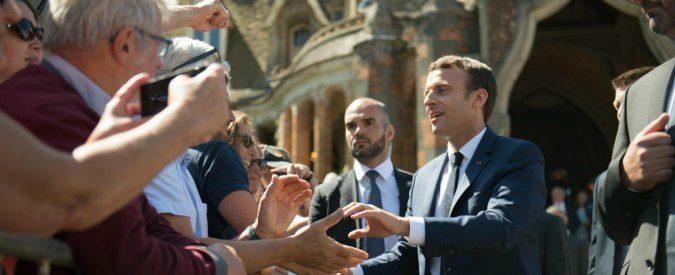 Elezioni legislative Francia, Macron vince al primo turno. Ma senza un'opposizione sarà rivolta
