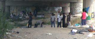 """Ventimiglia, l'emergenza senza fine: """"Migranti accampati senz'acqua tra topi e rifiuti. E aumentano ancora"""""""