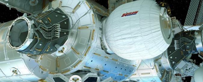 """Missioni umane su Luna e Marte, ok primi test sulla """"casa"""" spaziale gonfiabile"""