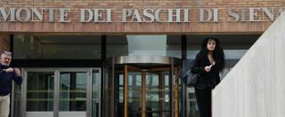 Spread, la nuova impennata ha già fatto la prima vittima: le banche italiane. Il caso del Monte dei Paschi di Siena