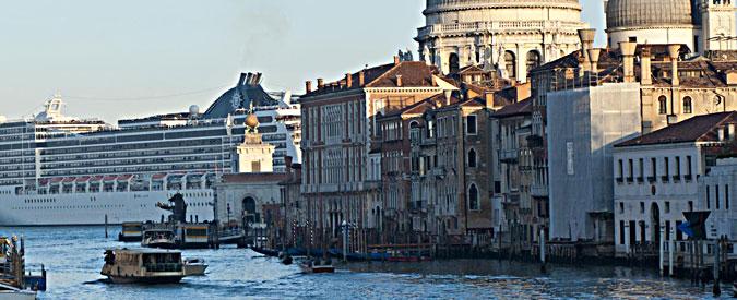 """Venezia, in 18mila al referendum contro le grandi navi: """"Risultato inatteso, porteremo i voti alle istituzioni"""""""