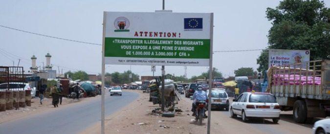 Niger, l'Italia s'è desta e apre l'ambasciata per i fermare i migranti