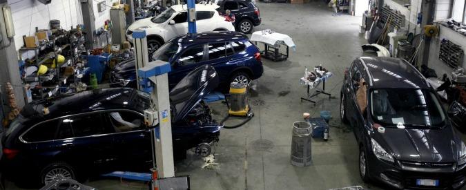 Manutenzione auto, aumentano i costi. Oltre 32 miliardi di euro spesi nel 2018