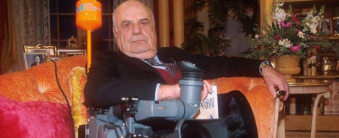 Oscar Mammì morto a Roma: è stato ministro e autore della legge sulla tv