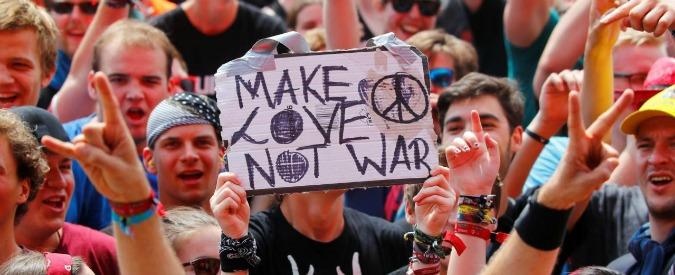 Terrorismo: amici pacifisti, siamo forse malati?