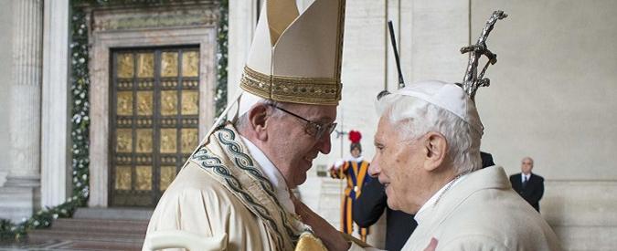 Joseph Ratzinger, un 'nonno saggio in casa' per Papa Francesco