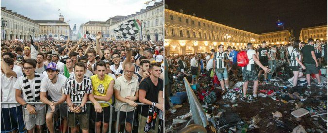 Torino, l'origine psicologica della fuga: quando l'essere massa fa regredire l'individuo