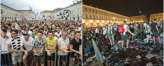 Piazza San Carlo, condannati a 10 anni di carcere per omicidio i 4 ragazzi che spruzzarono spray urticante