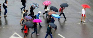 Clima, dopo la siccità arrivano temporali: piogge al Nord, allerta grandine e vento