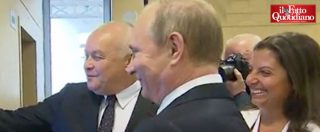 Russia, ecco il video che svela la macchina della propaganda. E Putin se la ride