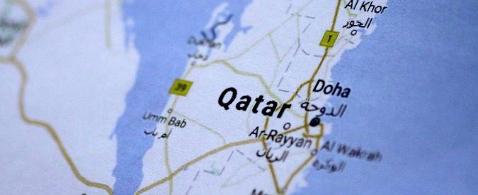 Qatar: l'Italia lo arma, i Paesi del Golfo lo bandiscono