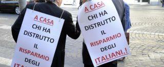 Popolari venete, Bankitalia e Consob hanno chiuso entrambi gli occhi: ora risarciscano i risparmiatori e lo Stato