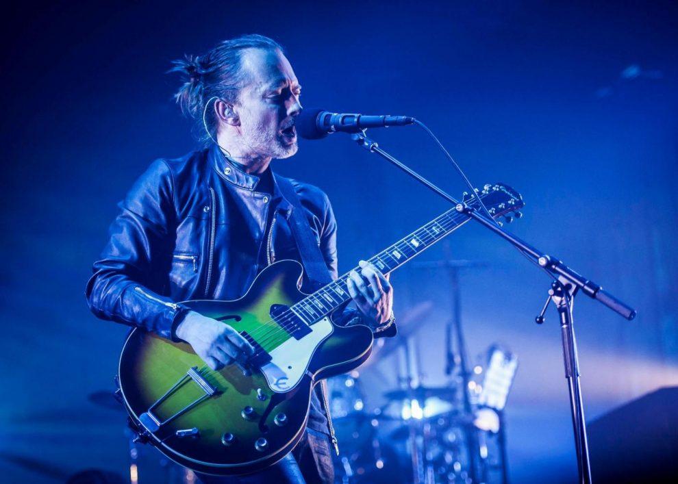 Radiohead at Coachella