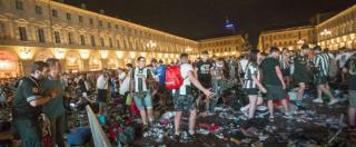 """Torino, si indaga per lesioni e omissione di misure di sicurezza. Circolare Gabrielli imponeva: """"Prefiltraggio e steward"""""""