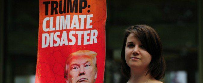 Trump fuori dall'accordo sul clima? Non abbiate paura, è solo poco furbo