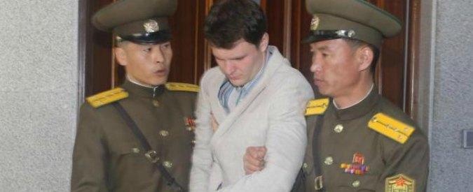 """Corea del Nord, detenuto americano rimpatriato in coma. Usa smentiscono Pyongyang. """"La causa non è il botulismo"""""""