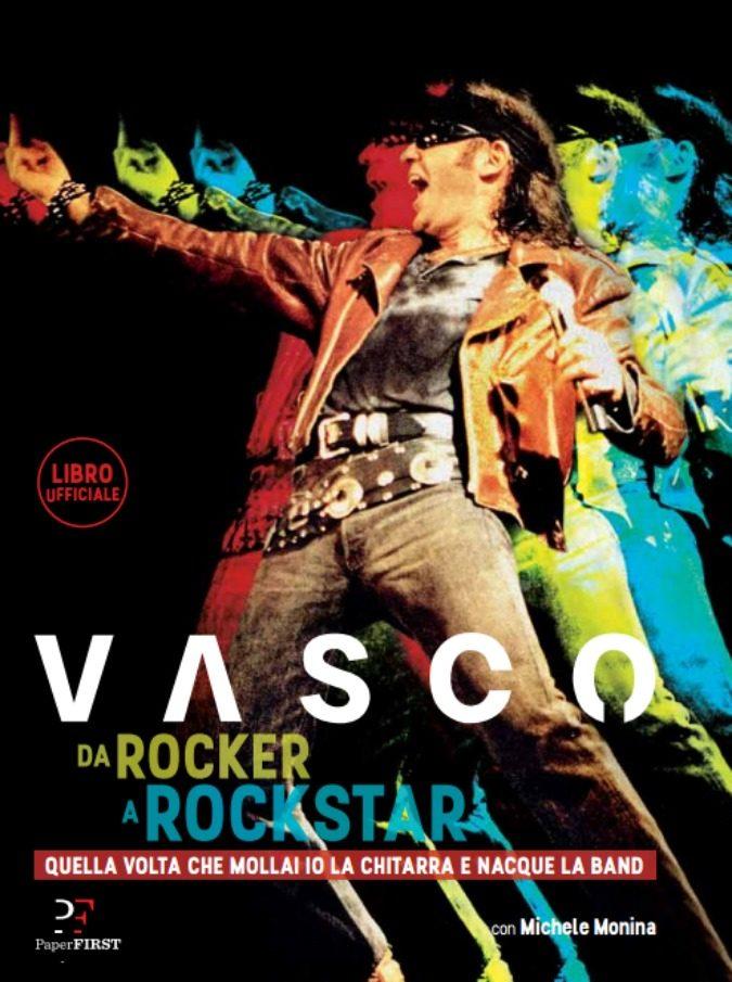 Vasco Rossi, conto alla rovescia per il concerto-record da 220mila spettatori. E dal 24 giugno con Paper First il libro ufficiale