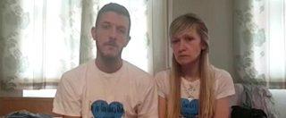 """Charlie Gard, video appello dei genitori: """"Lasciatecelo portare a casa. È il nostro ultimo desiderio"""""""