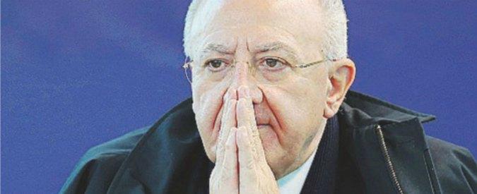 Sanità Campania, a giudizio per tentata concussione consigliere del governatore De Luca