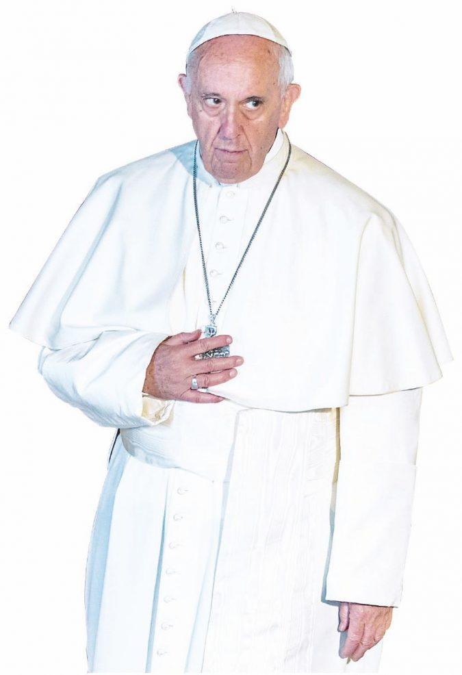 """Il Papa scomunica la Fornero e i sindacati sui """"senza diritti"""""""