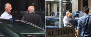 Popolare di Vicenza, a tre giorni dalla liquidazione l'ex padre padrone Gianni Zonin fa shopping in Monte Napoleone
