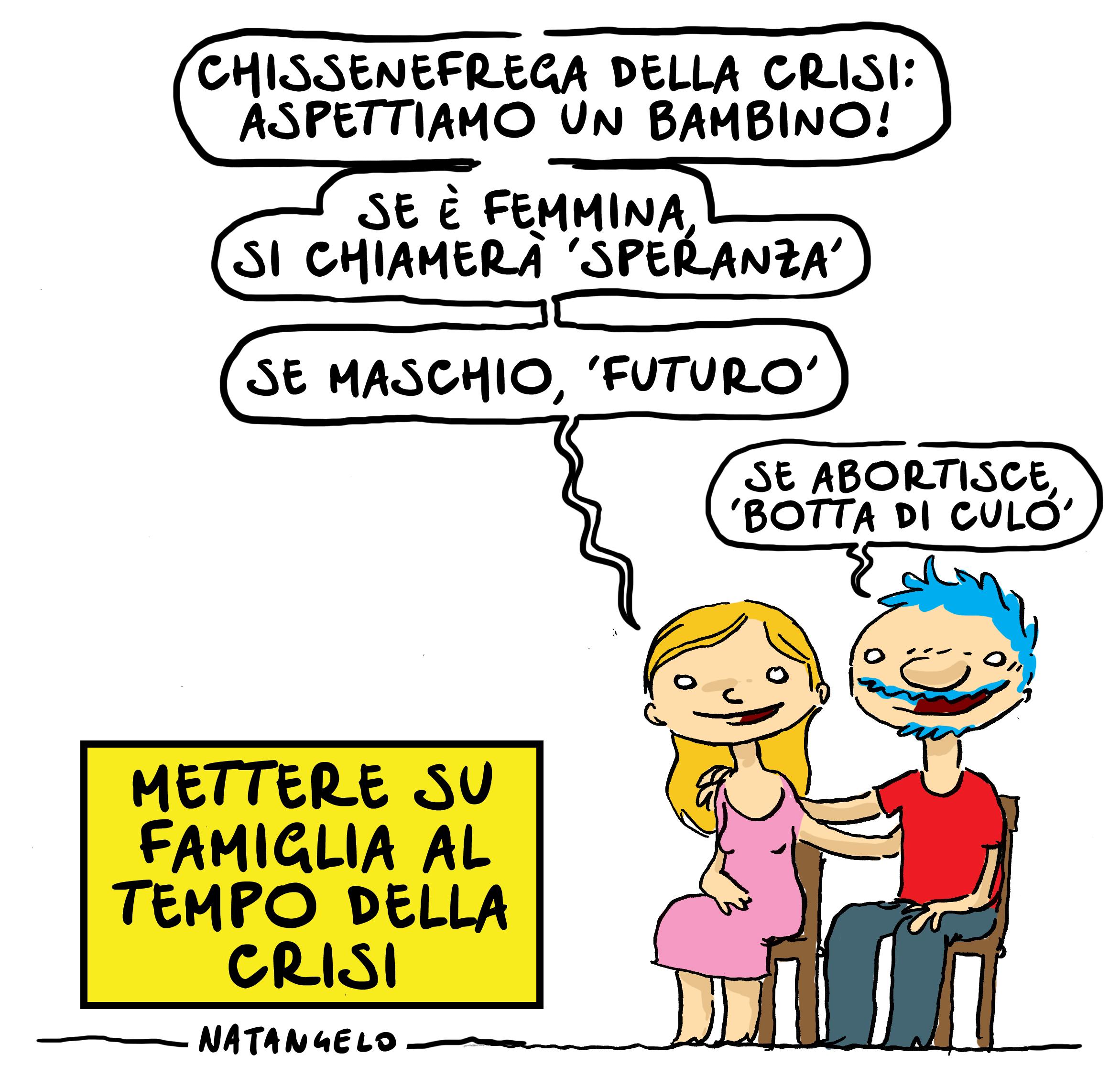 Più forte della crisi