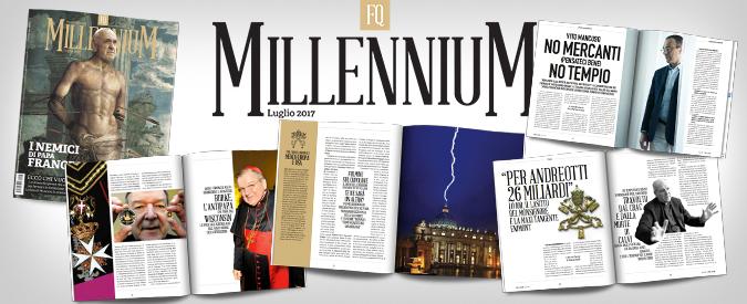 Papa Francesco: e se ci governasse lui? L'editoriale di Peter Gomez su Fq Millennium