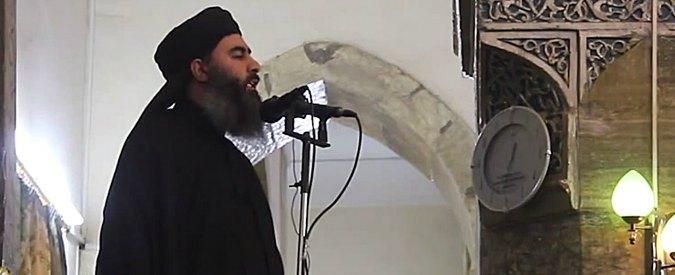 """Siria, servizi segreti curdi: """"Al Baghdadi è vivo ed è a Raqqa, ci sono le prove"""""""