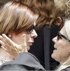 Bianca Berlinguer e Federica Sciarelli