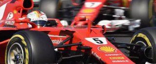 Formula 1, Gp Ungheria: Ferrari 1° e 2°, Vettel a +14 nel mondiale nonostante i problemi allo sterzo
