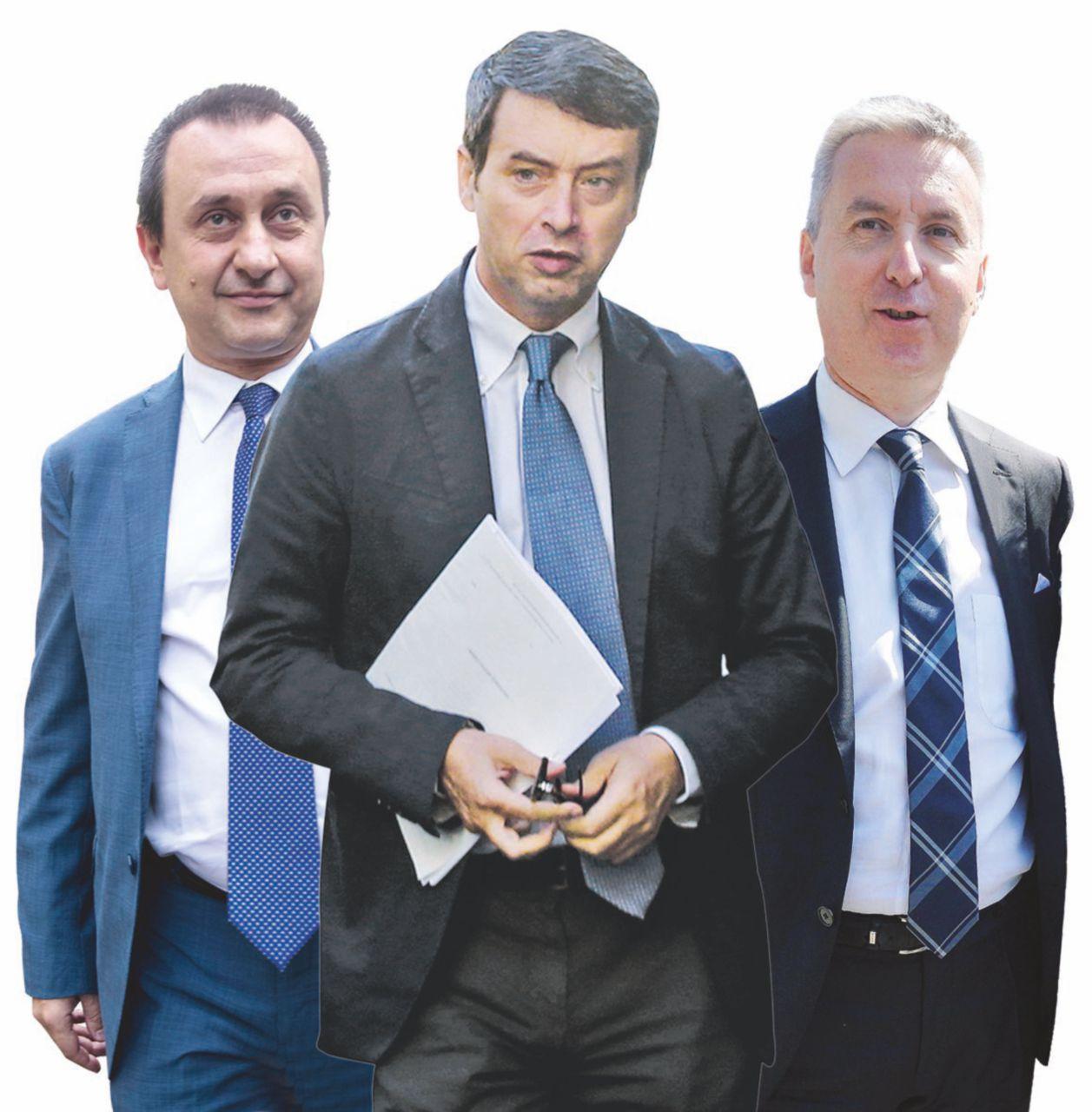 In Edicola sul Fatto Quotidiano del 3 luglio: Renzi vuol governare con B. all'insaputa degli elettori Pd
