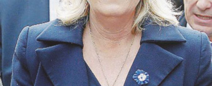 Marine Le Pen fa dietrofront: la moneta unica non è più il nemico della Repubblica