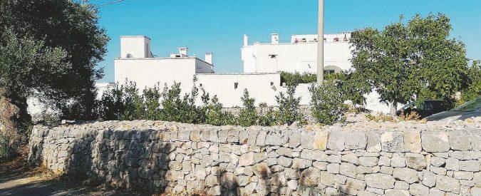 Puglia, masseria sul mare per le ferie di Ivanka