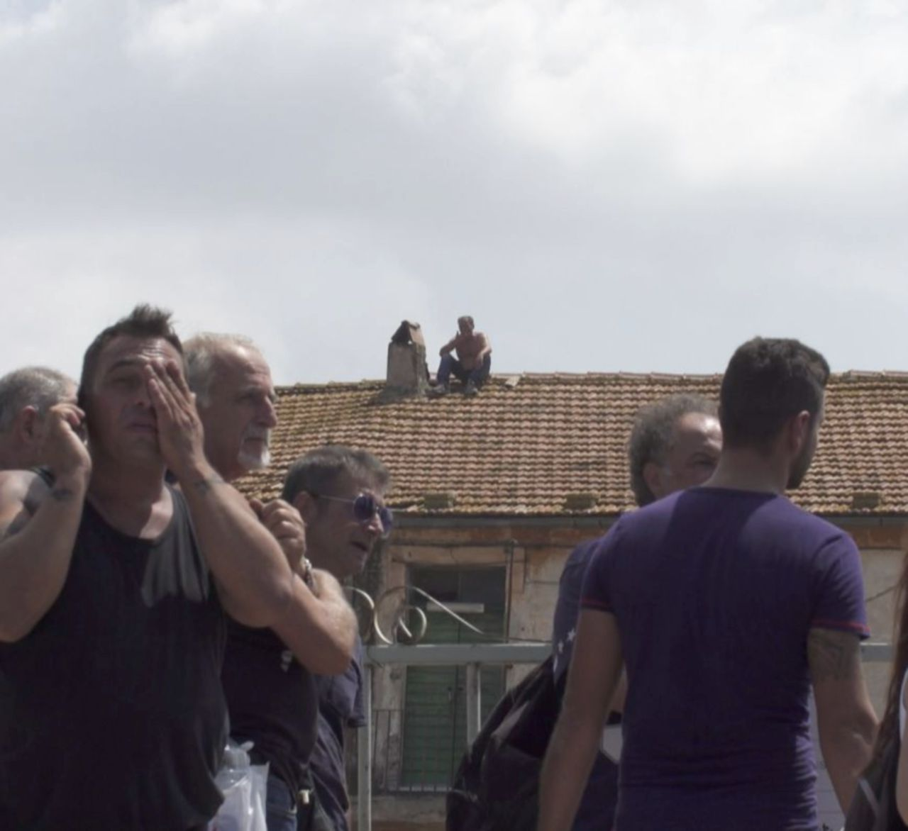 Gli orti concessi dal Papa sequestrati dalla Digos
