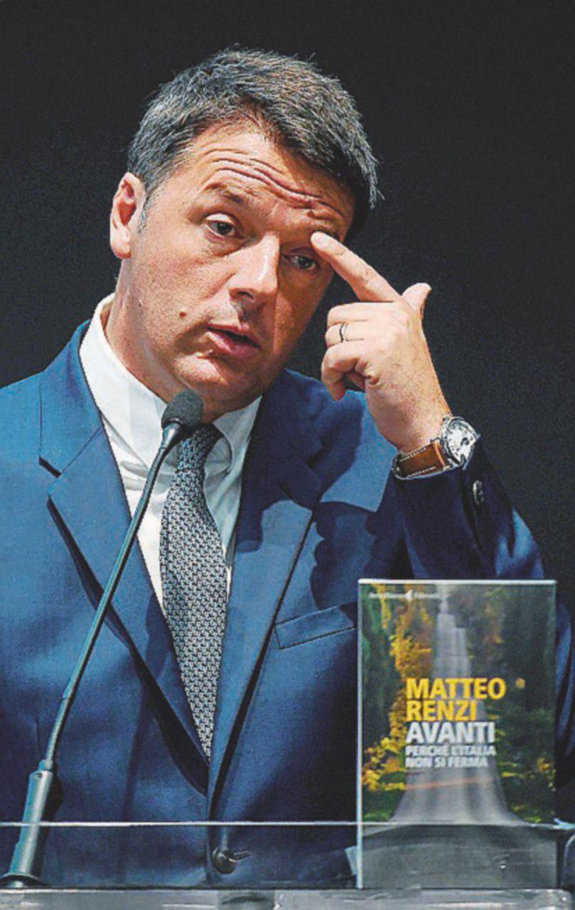 Avanti, tutti gli omissis del libro di Matteo Renzi