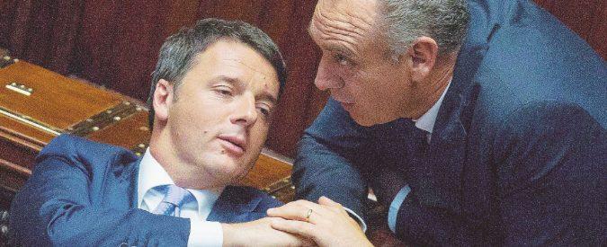 """Davigo: """"Renzi è confuso. Per cacciare un politico basta la sua difesa"""""""