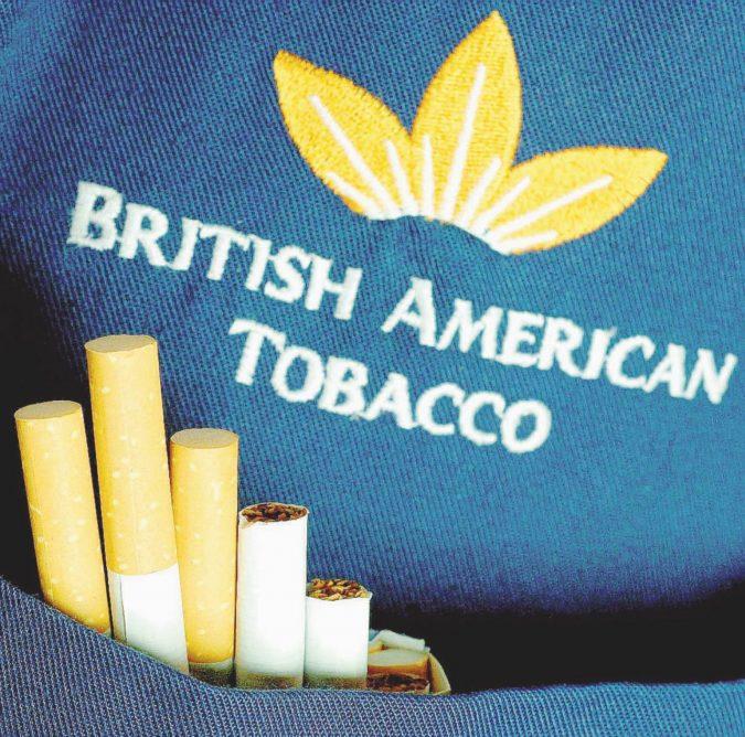British american tobacco, finanziare Renzi è un onore