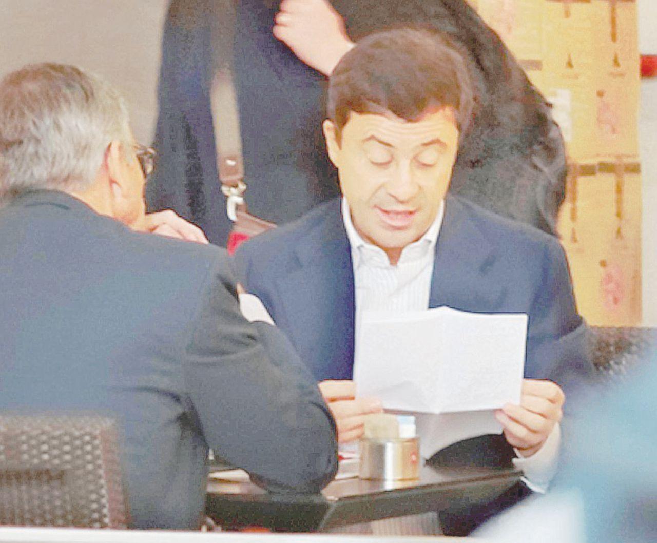 """Consip, Bocchino e il capo della commissione: dagli audio emerge """"un altro lotto"""" – ASCOLTA"""