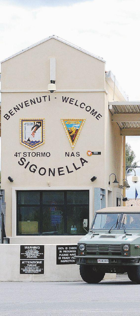 Sigonella ha evaso 12 milioni: ma gli Usa non aprono al fisco