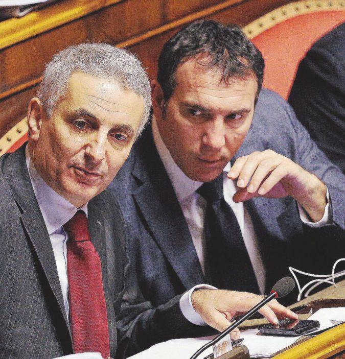 Il governo perde pezzi: via il sottosegretario Cassano